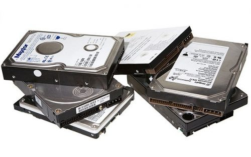 what is a hard disk