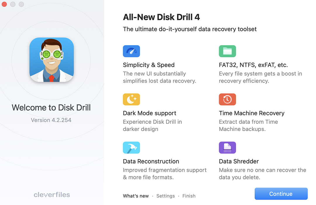 install disk drill for mac os