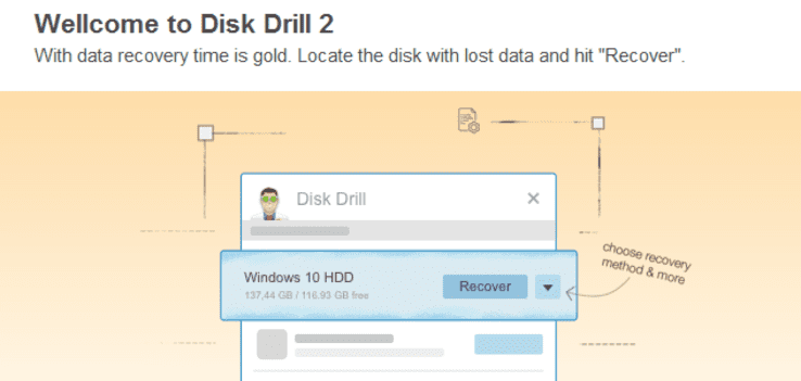 Disk Drill 2 for windows