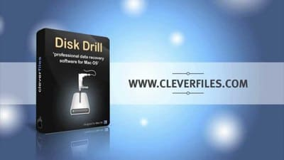 Disk Drill File Recovery