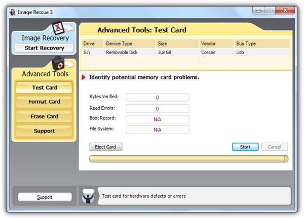 how to securely delete sd card full format