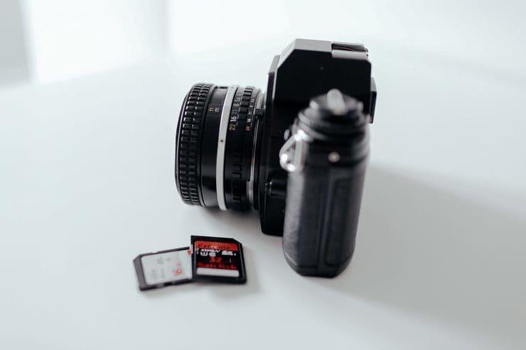 SD Card Problems