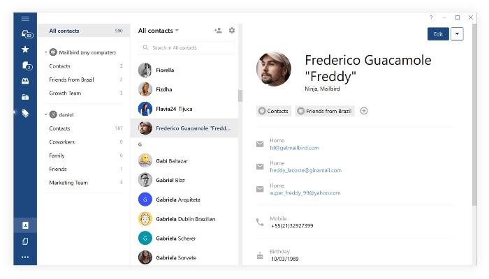 mailbird email client