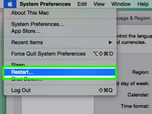How to force quit an app or a program on Mac OS X
