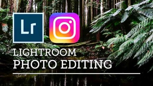 Lightroom instagram