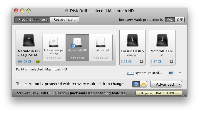 mac recovery usb flash