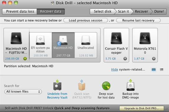 Mac Os X Software Restore