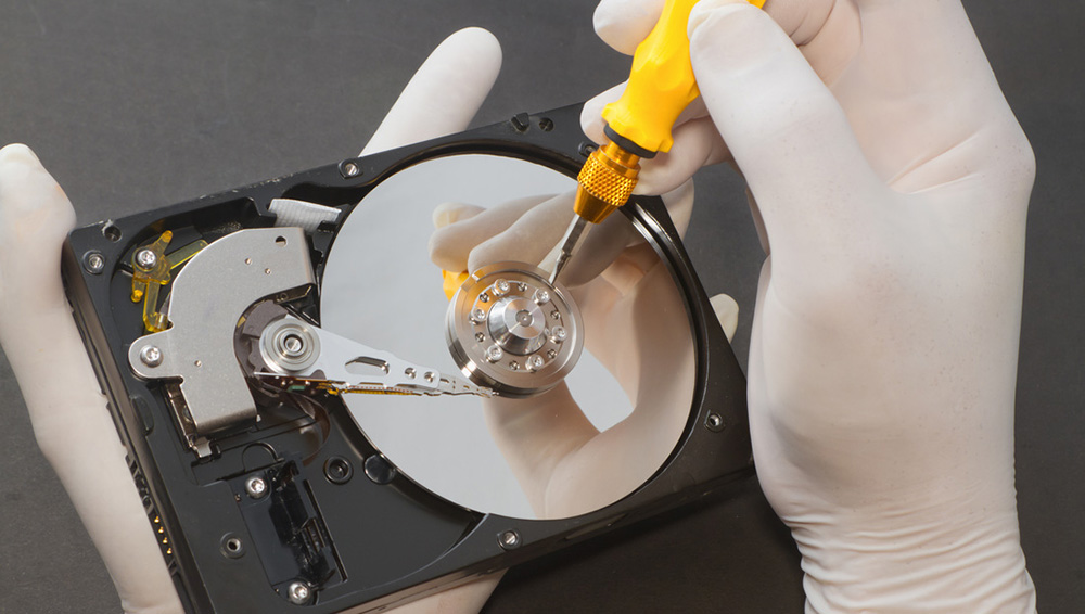 data recovery services in San Jose