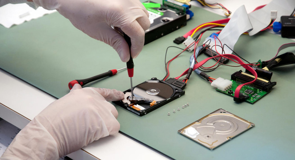 data recovery services in Houston