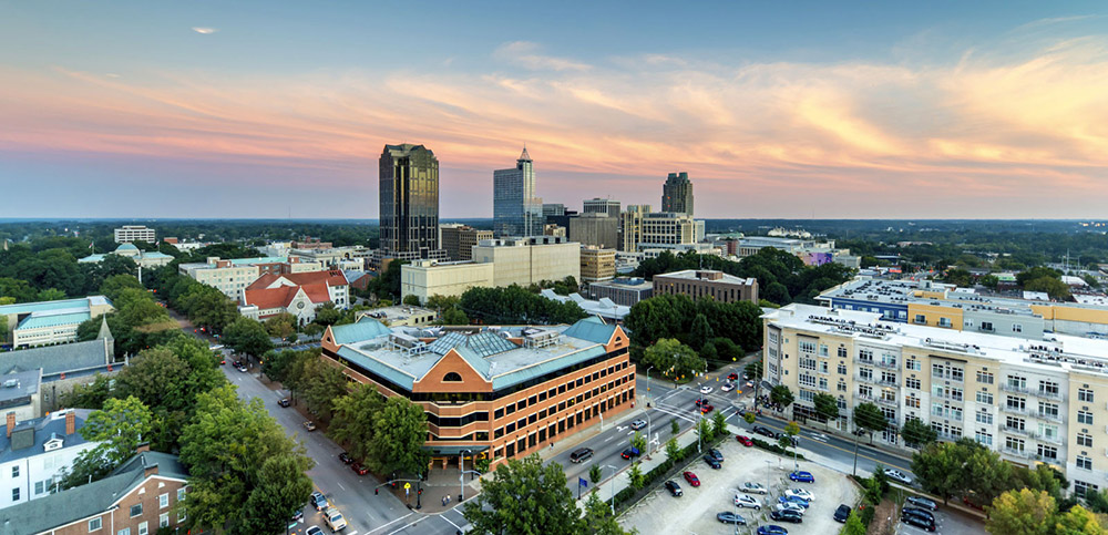 Raleigh data recovery