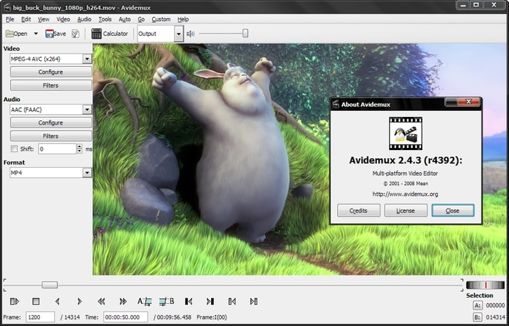 free video editing tool for Mac