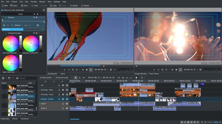 freeware mac video editor