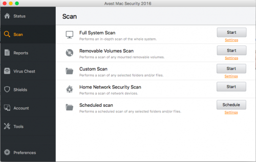 avast antivirus for mac review