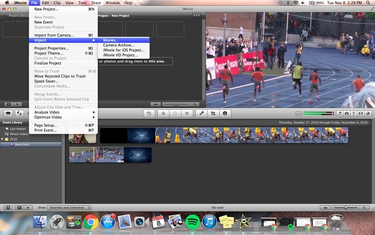video editing for mac