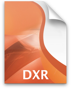 Where to Use and How to Recover DXR Files