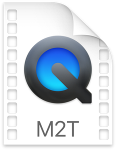 High-definition Video Recording With M2T File Format