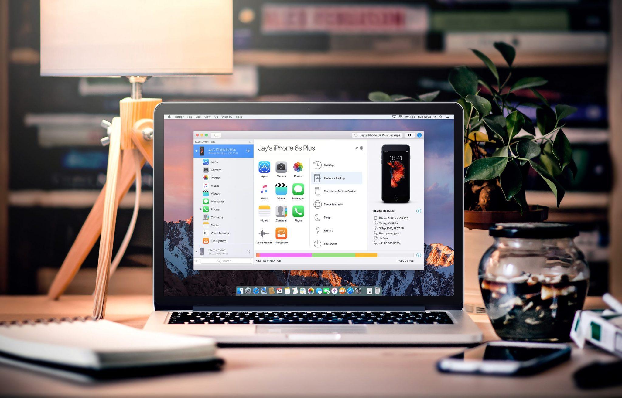 transfer-data-mac
