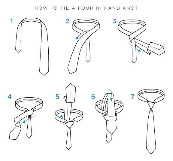 Ways To Tie A Knot: Watch How To Tie A Bow Tie & How To Tie A Noose