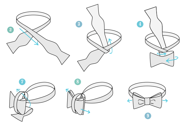 Watch How To Tie A Bow Tie How To Tie A Noose