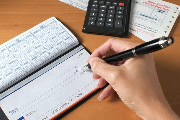 How to Write a Check  Check Writing Software