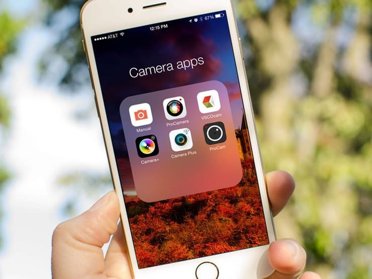 Best Camera Apps for Android and iPhone 7/8 in 2018