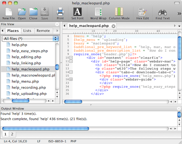 10 Best Text Editors For Mac