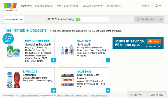 Best Coupons Sites and Apps: The Ultimate Guide