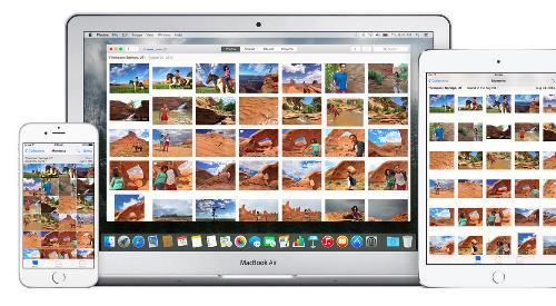 Photos app mac