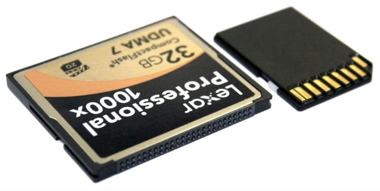Frequently Asked Questions about CompactFlash Devices