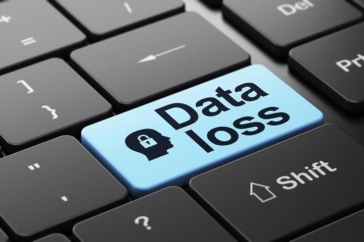 how to prevent loss of data