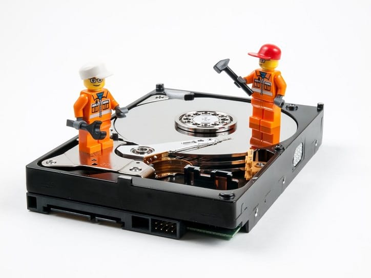 formatted hard drive recovery