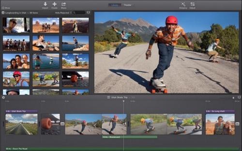 iMovie-app