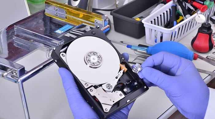 data recovery services in Mexico City