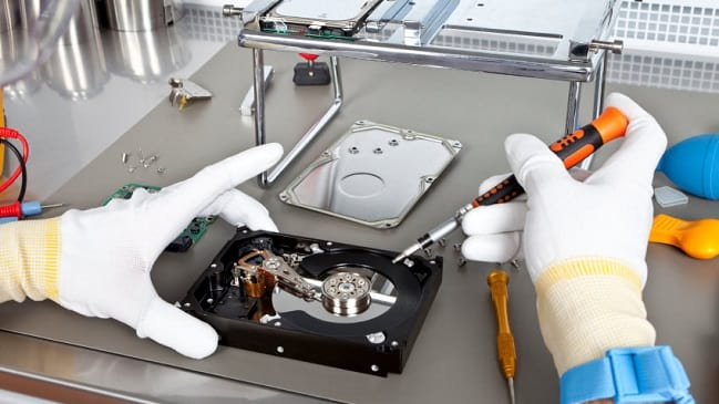 data recovery services in Fort Worth
