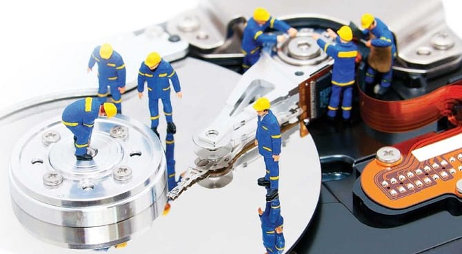data recovery services in Dallas