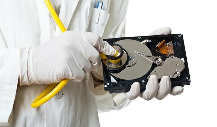 data recovery services in Portland