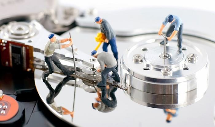 data recovery companies in London