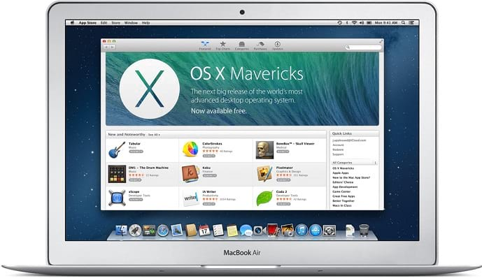 what is mavericks