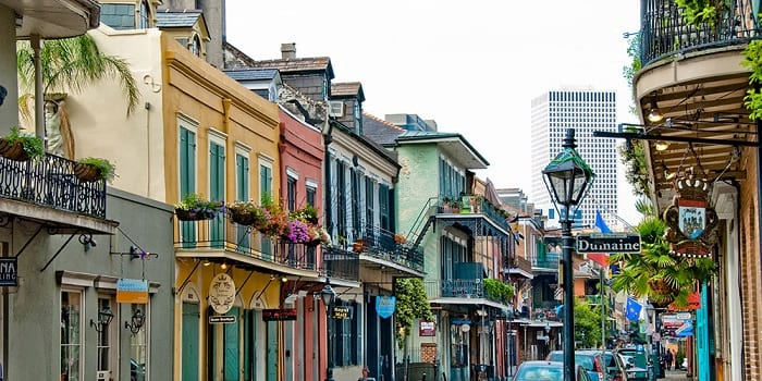 New Orleans data recovery