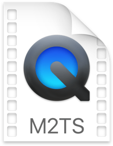 M2TS file format