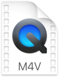 M4V file format