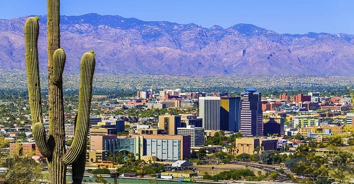 Tucson data recovery