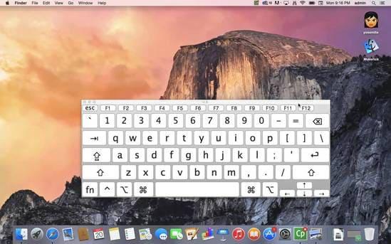 ctrl alt del mac remote desktop