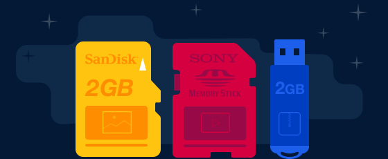 Things you need to know about memory cards