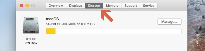 How to Clear Purgeable Storage Space on macOS [Solved]