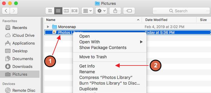 Iphoto library external drive 2 macs free