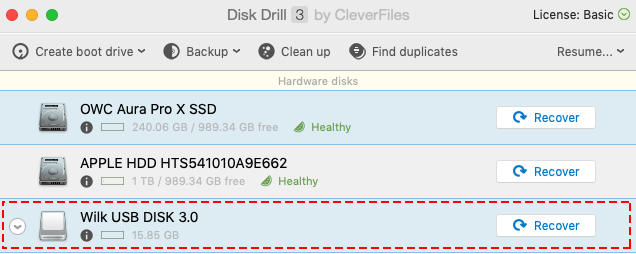 recover data from flash drive mac