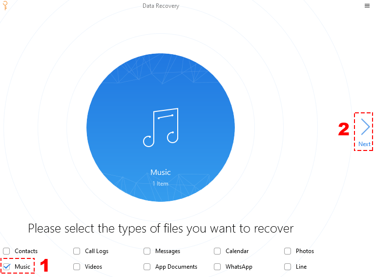recover deleted mp3 files