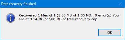 recover permanently deleted files windows 7