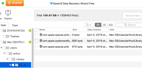 easeus data recovery wizard free alternative